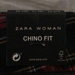 Zara Pants - Zara Woman Chino Fit Dress Pants